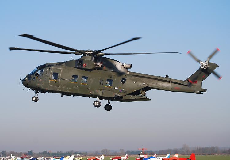 Argélia fecha mega contrato com Agusta Westland